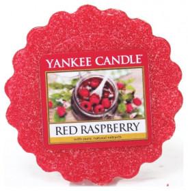 Aromatický vosk, Yankee Candle Red Raspberry, provonění až 8 hod