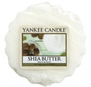 Aromatický vosk, Yankee Candle Shea Butter, provonění až 8 hod