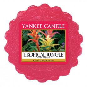 Aromatický vosk, Yankee Candle Tropical Jungle, provonění až 8 hod