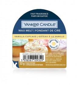 Aromatický vosk, Yankee Candle Vanilla Cupcake, nový, provonění až 8 hod
