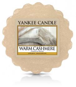 Aromatický vosk, Yankee Candle Warm Cashmere, provonění až 8 hod