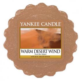 Aromatický vosk, Yankee Candle Warm Desert Wind, provonění až 8 hod