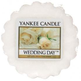 Aromatický vosk, Yankee Candle Wedding Day, provonění až 8 hod