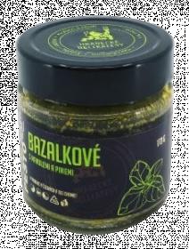 Bazalkové pesto, Hradecké delikatesy, 170 g