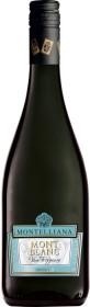 Bílé jemně perlivé víno, Montelliana Mont Blanc Bianco Frizzante, 10.5% obj., 0.75 l