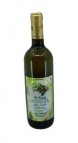 Bílé polosuché víno, Vinařství Josef Valihrach Pálava pozdní sběr 2015, 13,5% obj., 0.75 l