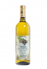 Bílé polosuché víno, Vinařství Josef Valihrach Pálava výběr z hroznů 2018, 14% obj.