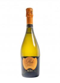 Bílé suché šumivé víno, Cantine Riondo Flute Spumante Brut Casa Burti, 11% obj., 0.75 l