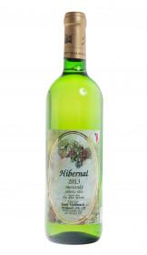 Bílé suché víno, Vinařství Josef Valihrach Hibernal 2013 zemské, 12% obj., 0.75 l