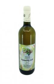 Bílé suché víno, Vinařství Josef Valihrach Rulandské šedé 2016, 11% obj., 0.75 l
