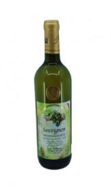 Bílé suché víno, Vinařství Josef Valihrach Sauvignon 2016, 13% obj., 0.75 l