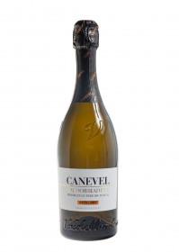 Bílé šumivé víno, extra suché, Canevel Spumanti Valdobbiadene Prosecco superiore, 11% obj., 0.75