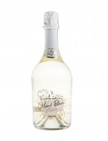 Bílé šumivé víno, extra suché, Montelliana Mont Blanc Bianco Extra Dry, 11% obj., 0.75 l