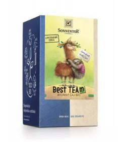 BIO bylinný čaj, Sonnentor Best TEAm, Limitovaná edice, porcovaný, 18 sáčků
