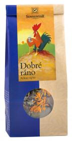 BIO bylinný čaj, Sonnentor Dobré ráno, sypaný, 50 g