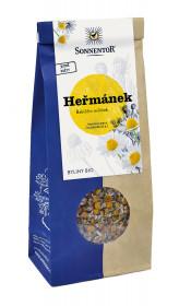 BIO bylinný čaj, Sonnentor Heřmánek, Matricaria chamomilla, sypaný, 50 g