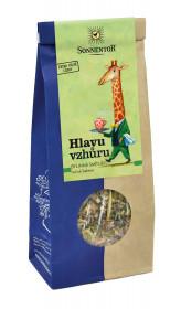 BIO bylinný čaj, Sonnentor Hlavu vzhůru, sypaný, 50 g
