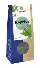 BIO bylinný čaj, Sonnentor Kopřiva, Urtica spp., sypaný, 50 g