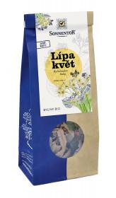 BIO bylinný čaj, Sonnentor Lípa květ, Tilia spp., sypaný, 35 g