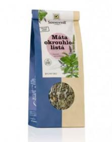 BIO bylinný čaj, Sonnentor Máta okrouhlistá, Mentha rotundifolia, sypaný, 50 g