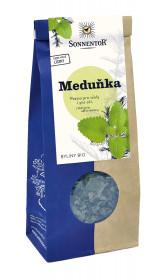 BIO bylinný čaj, Sonnentor Meduňka, Melissa officinalis, sypaný, 50 g