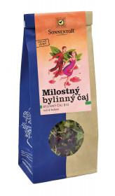 BIO bylinný čaj, Sonnentor Milostný, sypaný, 50 g