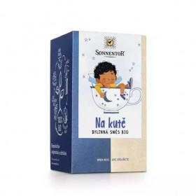 BIO bylinný čaj, Sonnentor Na kutě, porcovaný, 18 sáčků