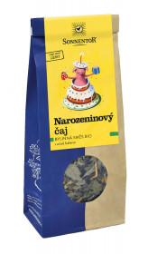 BIO bylinný čaj, Sonnentor Narozeninový čaj, sypaný, 50 g