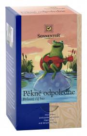 BIO bylinný čaj, Sonnentor Pěkné odpoledne, porcovaný, 18 sáčků