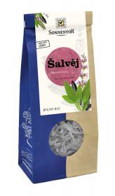 BIO bylinný čaj, Sonnentor Šalvěj, Salvia officinalis, sypaný, 50 g