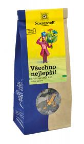 BIO bylinný čaj, Sonnentor Všechno nejlepší, sypaný, 40 g