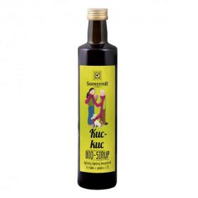 BIO bylinný sirup, Sonnentor Kuc-kuc, 250 ml