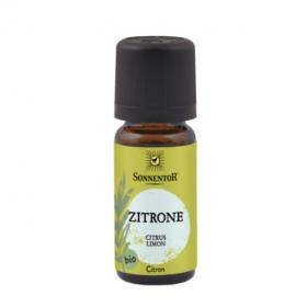 BIO éterický olej, Sonnentor Citron, 10 ml