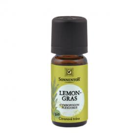 BIO éterický olej, Sonnentor Citronová tráva, 10 ml
