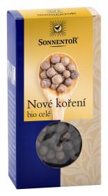 BIO koření, Sonnentor Nové koření, Pimenta dioica, krabička, 35 g