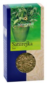 BIO koření, Sonnentor Saturejka, Satureja hortensis, krabička, 20 g