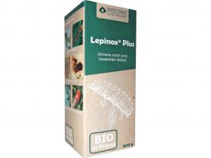 Bio likvidátor housenek, Biocont LEPINOX PLUS, balení 3 x 10 g