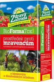 Bio likvidátor mravenců, Zdravá Zahrada BIOFORMATOX PLUS, balení 200 g