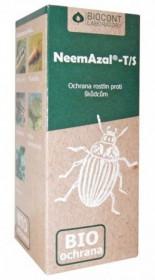 Bio likvidátor škůdců, Biocont NEEMAZAL T/S, balení 50 ml