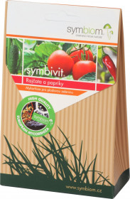 Bio mykorhizní houba pro rajčata a papriky, Symbiom SYMBIVIT, balení 150 g