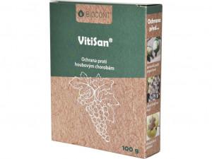 Bio ochrana proti houbovým chorobám, Biocont VITISAN, balení 100 g
