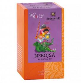 BIO ovocný čaj, Sonnentor Bio Rarášci - Nebojsa, porcovaný, 20 sáčků
