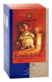BIO ovocný čaj, Sonnentor Kouzlo krbu, porcovaný, 18 sáčků