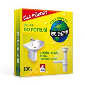 Bio přípravek DO POTRUBÍ, Bioprospect P3, balení 100 g