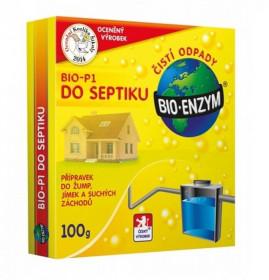 Bio přípravek DO SEPTIKU, Bioprospect P1, balení 100 g