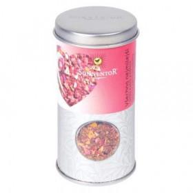 BIO směs koření a květů, Sonnentor Síla květů, dózička, 40 g