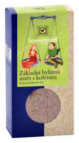 BIO směs koření s bylinkami, Sonnentor Základní směs, krabička, 35 g