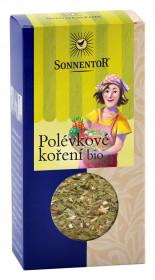 BIO směs koření, Sonnentor Polévkové koření, krabička, 25 g