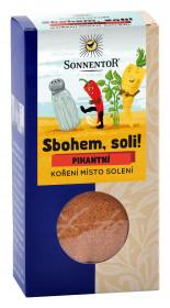 BIO směs koření, Sonnentor Sbohem, soli - pikantní, bez soli, krabička, 50 g