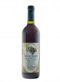 Červené suché víno, Vinařství Josef Valihrach Cabernet Moravia 2015 kabinetní, 10.5% obj., 0.75 l